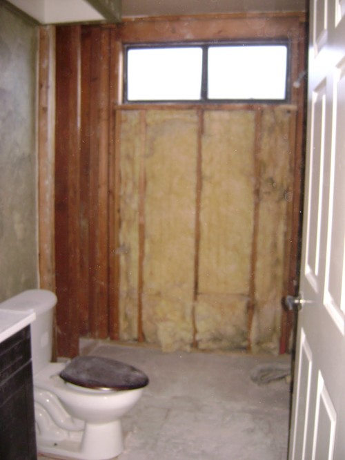 Small bathroom remodel makeover for Small 4 piece bathroom ideas