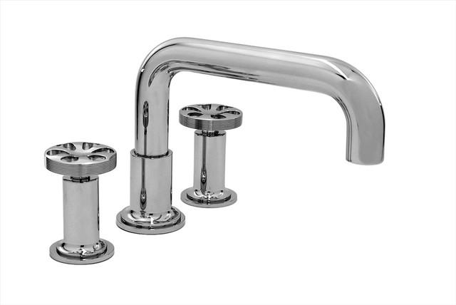 Altmans Oniah Complete Deck Set Contemporary Bathroom