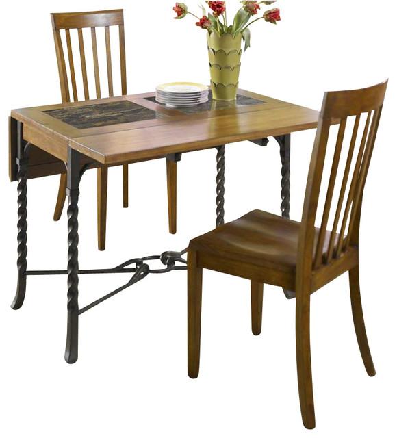 Lamps Plus Riverside. Riverside Furniture Medley 3 Piece Drop Leaf Dining  Table