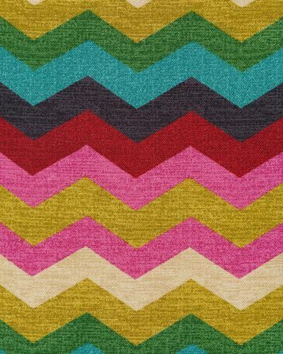Panama Wave Fabric Desert Flower Traditional