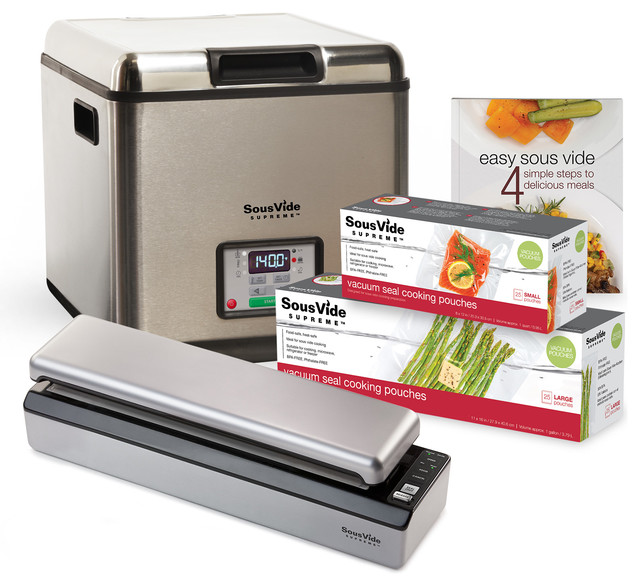 Sousvide Supreme Water Oven Promo Pack Traditional