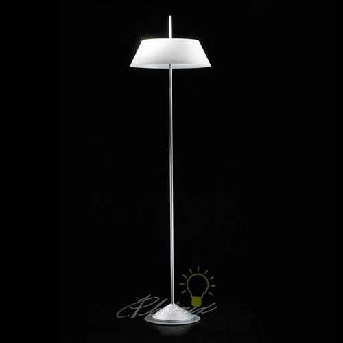 julia floor lamp modern floor lamps other metro by hk phoenix. Black Bedroom Furniture Sets. Home Design Ideas