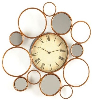 Wall Clock For Bathroom,