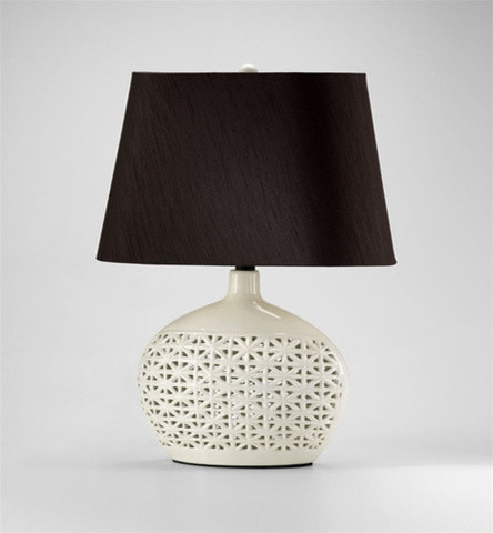 Open Weave Table Lamp