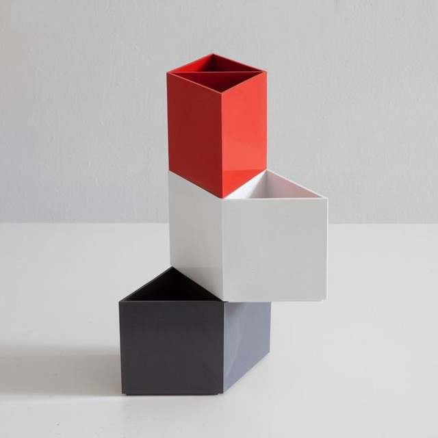 Rhombus of organization contemporary desk accessories - Designer desk accessories and organizers ...