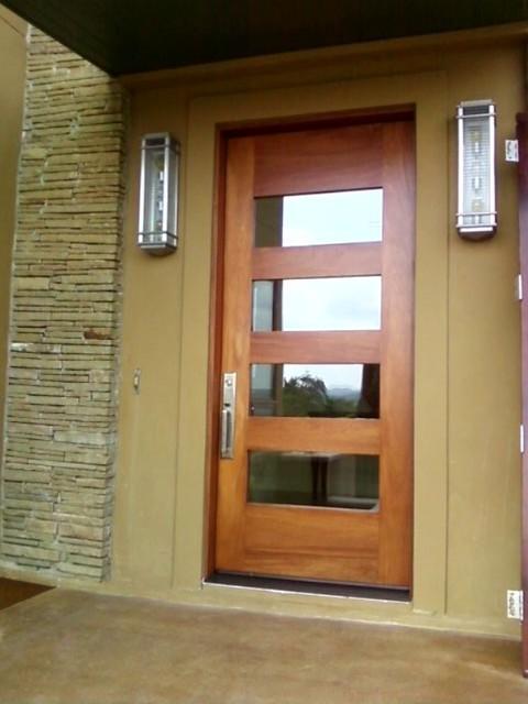 Contemporary Rubi Doors Modern Front Doors Other