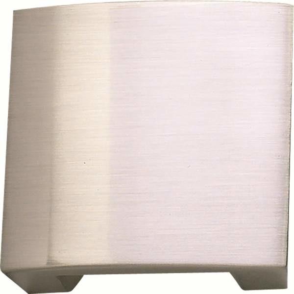 Atlas 254-Brn Centinel Modern & Clean Solid Door Knob Nickel - Modern - Cabinet And Drawer Knobs ...