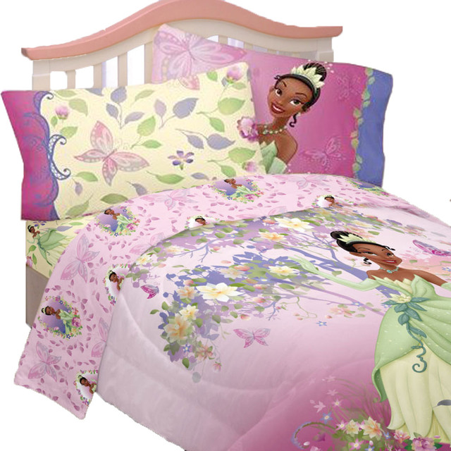 Disney Princess and the Frog Full Bedding Southern ...