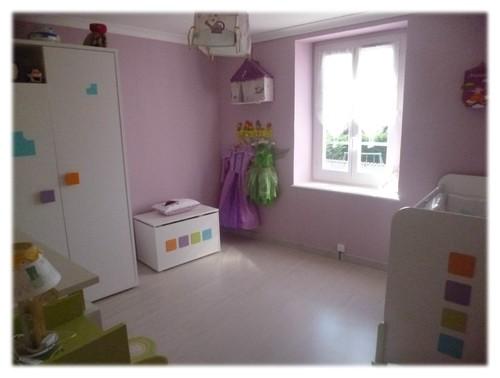 Quelles peintures pour deux chambres d 39 enfant for Chambre violet et gris perle