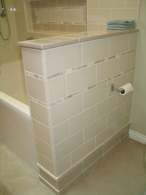 Which Trim Piece Was Used On Corners Of The Knee Wall