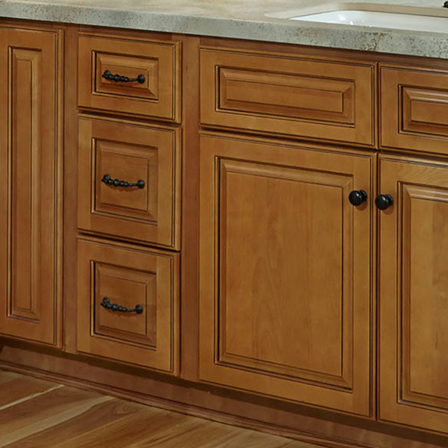 Heat Shields For Kitchen Cabinets: Westminster Glazed Toffee Kitchen Cabinets