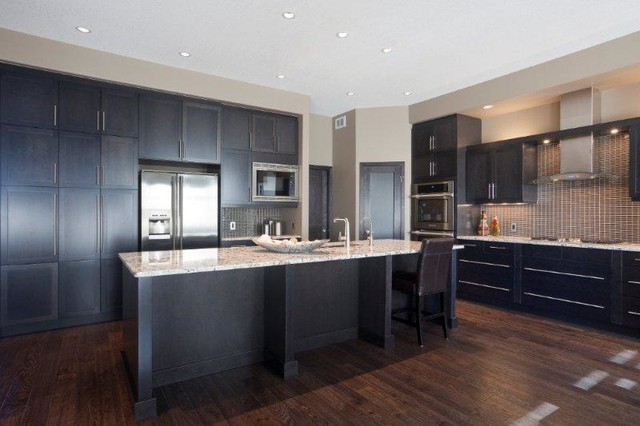 Charcoal Kitchen Contemporary Other by Jeff Johnson