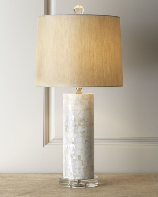 mother of pearl lamp lamp shades. Black Bedroom Furniture Sets. Home Design Ideas
