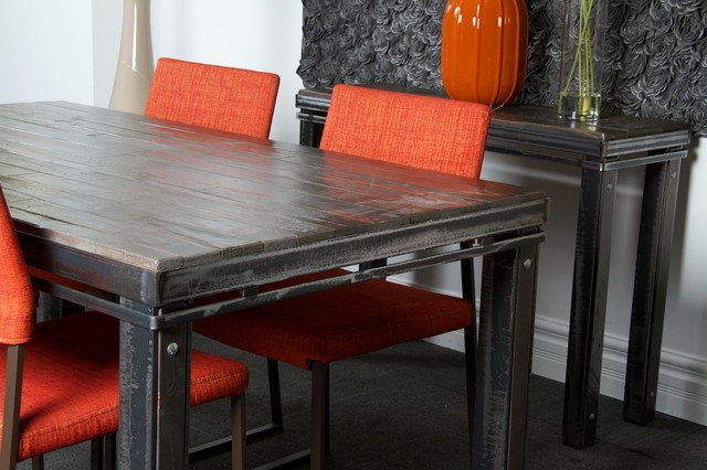 LiverPool Dining table Industrial Dining Tables  : industrial dining tables from www.houzz.com.au size 640 x 426 jpeg 69kB