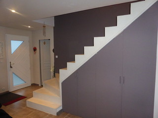 cration beton color design escalier bton cir - Beton Color
