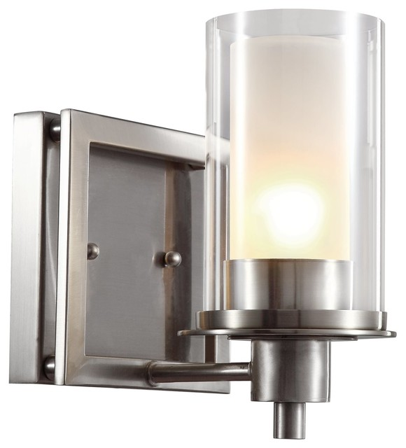 Wall Sconces Transitional : Trans Globe Lighting 20041 Transitional Wall Sconce - Transitional - Wall Sconces - by Arcadian ...