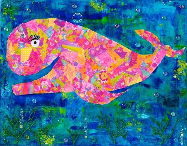 Dianoche memory foam bath mats wilma the whale moderno tappetini per il bagno di - Tappetini per il bagno ...