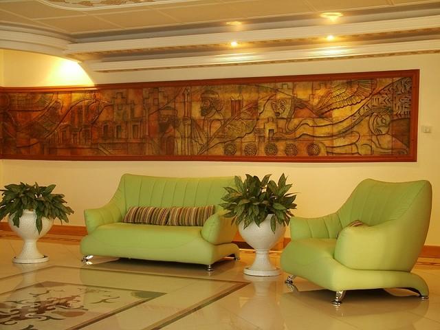 Artistic Wall Design Inc : Ceramic art wall