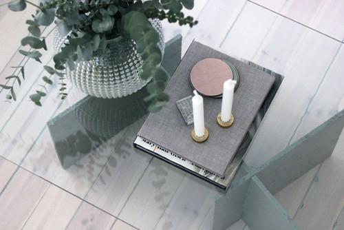 Gör det själv: Geometriskt soffbord