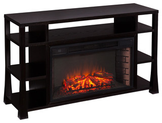Sullivan Media Electric Fireplace