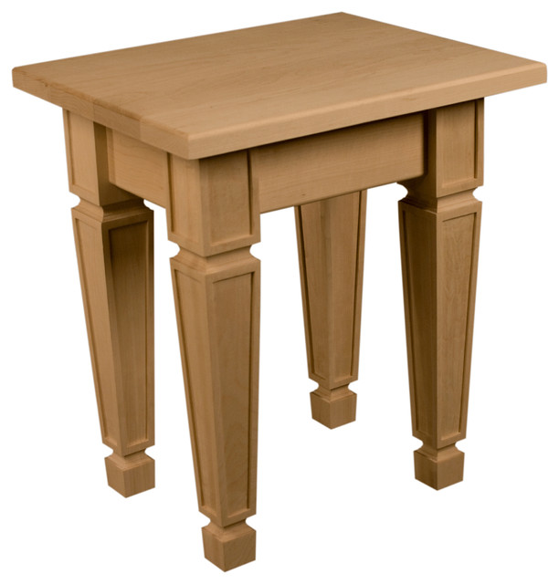 Mission End Table Kit Side Tables And End Tables Atlanta By Osborne Wood Products Inc