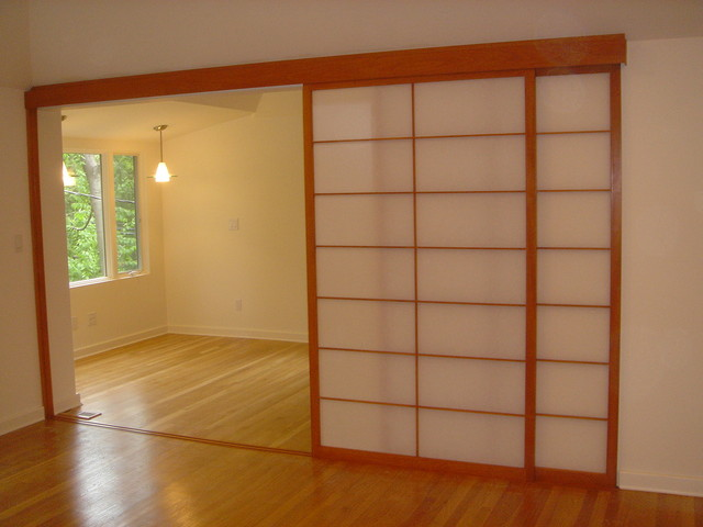 how to build a japanese shoji screen
