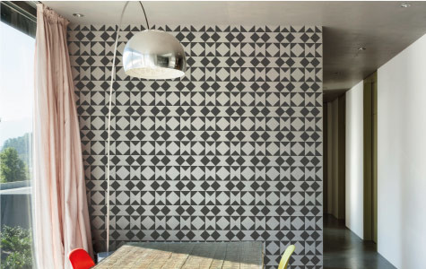 Abstract Wall Patterns Easy To Apply And Remove Modern