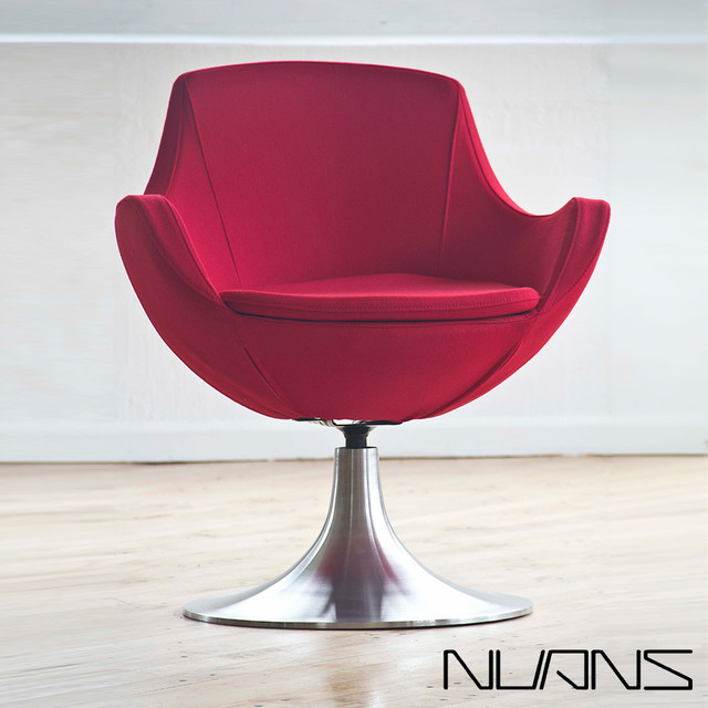 Dupont Swivel Lounge Chair