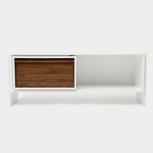 Artless | Small New School Low Unit - Modern - Buffets And Sideboards - by YLiving.com