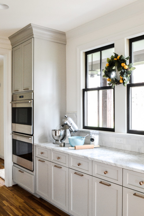 Neutral Kitchen how to spice up your neutral kitchen | huffpost