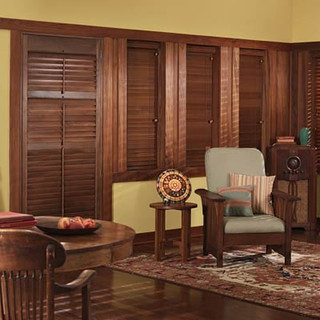 """Graber Traditions 2"""" Wood Blinds - Contemporary - Window ..."""