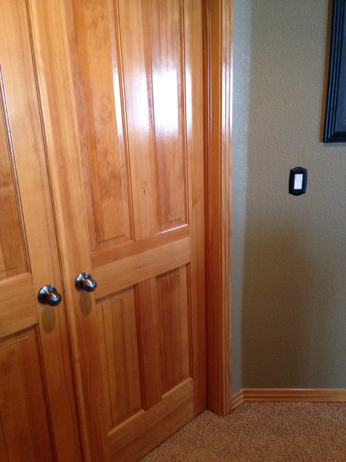 Paint Or Stain Interior Doors And Trim