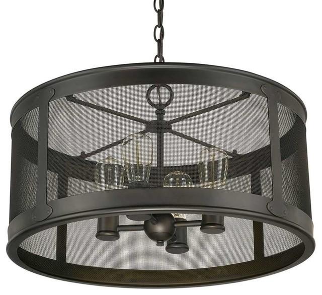 Outdoor Industrial Pendant Light: Capital Lighting Outdoor Pendant