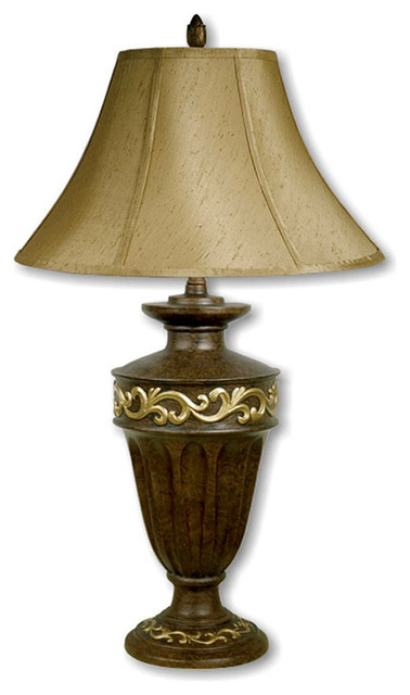 32 Filigree Table Lamp
