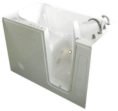 30 X54 Walk In Ada Compliant Bathtub Contemporary Bathtubs B