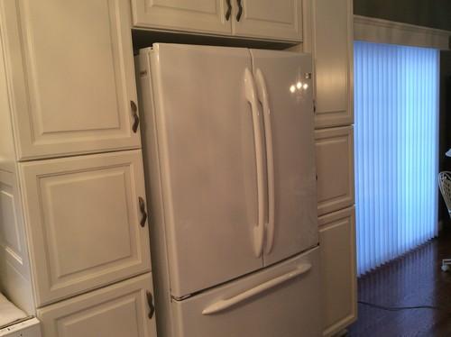Counter Depth Refrigerator Contractor Errors