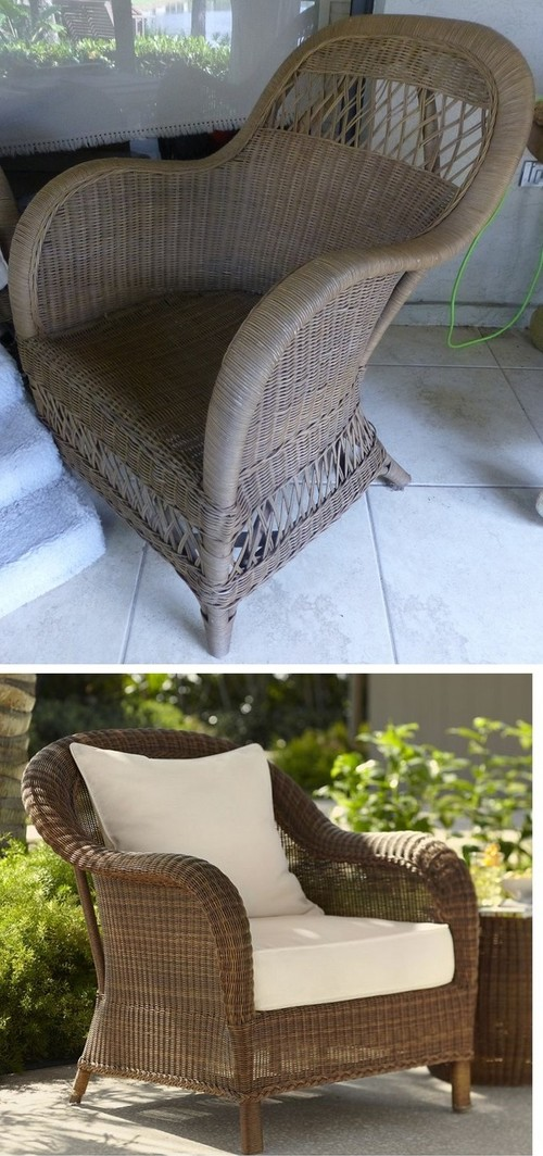 stain wicker outdoor furniture 1