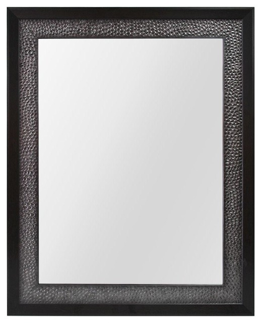 Home decorators collection mirrors in w x in l framed wall mirror contemporary Home decorators collection mirrors
