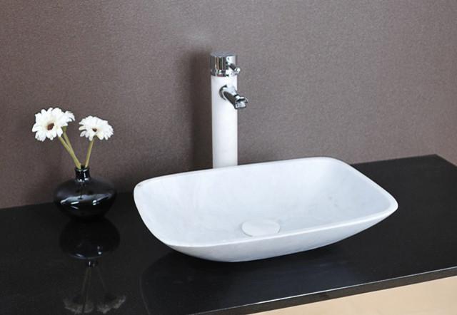 ... Marble Basin - Modern - Bathroom Basins - brisbane - by Nova Deko