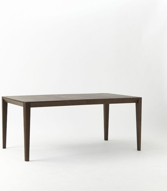 cortlandt dining table modern dining tables by west elm