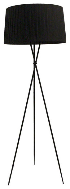 Tripode Lamp Contemporary Floor Lamps By Macer Home