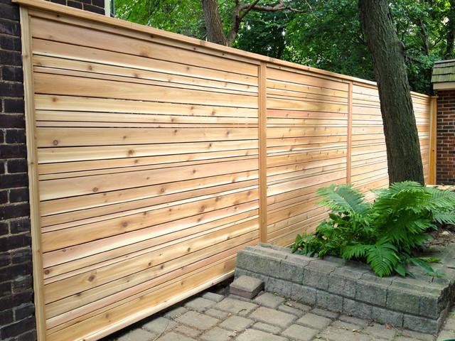 Fences and privacy screens for Garden enclosures screens fences