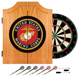 ... Dart Cabinet Set - Contemporary - Darts And Dartboards - by ShopLadder
