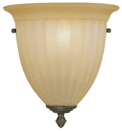 Traditional Indoor Wall Sconces : Millennium Lighting 1761 1 Light Indoor Wall Sconce - Traditional - Wall Lighting - by Buildcom