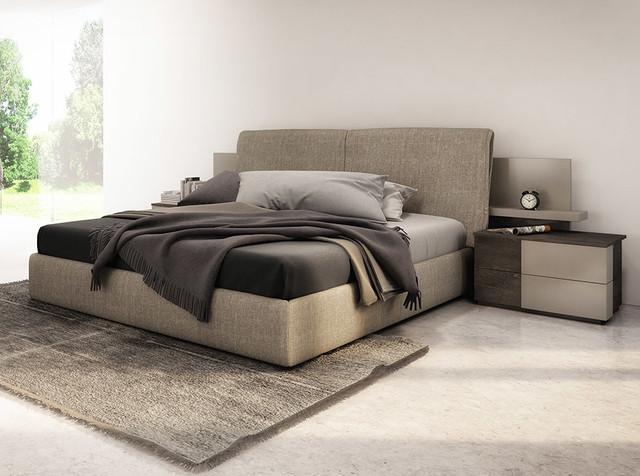 Modern Bedroom Bridge by Huppe $1 785 00