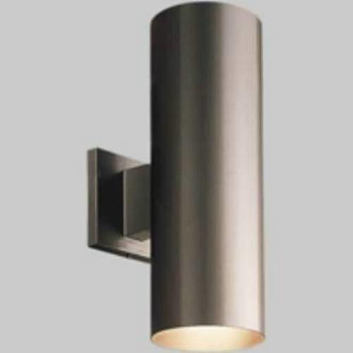 Progress Lighting P5675 20 Aluminum Cylinders 2 Light Up Down Wall Bracket