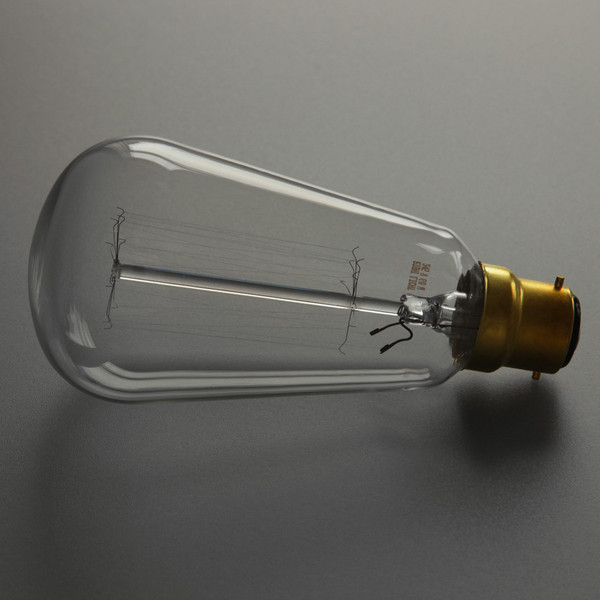 Filament Light Bulb Traditional Incandescent Bulbs By Labour And Wait
