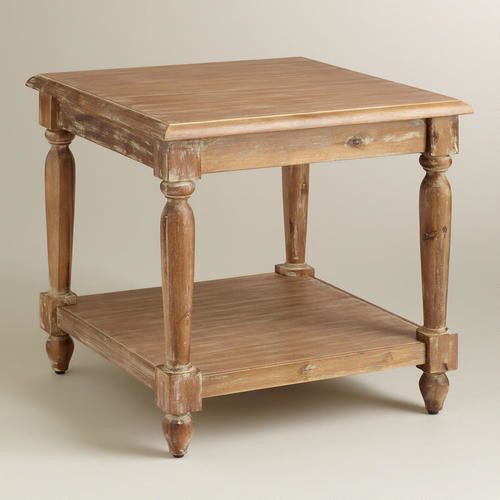 Everett End Table Side Tables And End Tables By Cost Plus World Market