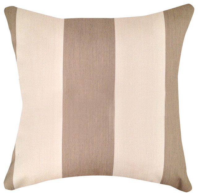 Outdoor Scatter Cushion Regency Sand 44x44cm Contemporary Outdoor Cushion