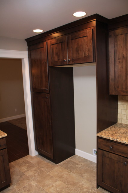 Bathroom Remodel Richland Wa : Canter cabinet install west richland wa traditional